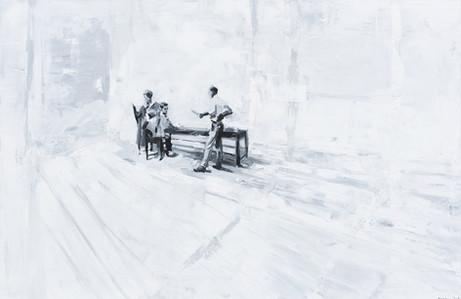 Leszek Skurski - Cannes - 80 x 120 cm -