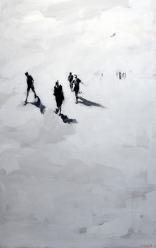 Leszek Skurski - Ses Salines - 140x90 cm