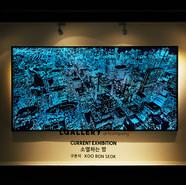 구본석. Bon-Seok KOO Solo Exhibition <DYING NIGHT>