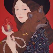 엘갤러리_디렌리_Condolence, 2020, Acrylic on canvas, 53x45cm.jpg