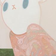 cat dream(1)72x60 Acrylic on Canvas 2020.jpg