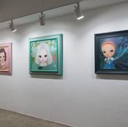문승연. Seung-Yeon MOON Solo Exhibition <Forget Me Not>