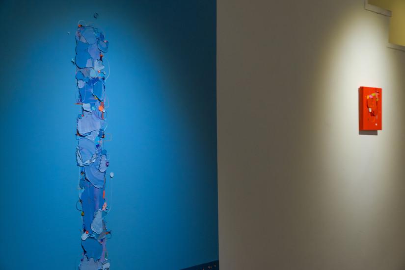 'Linea Verde' (L Gallery/Korea)