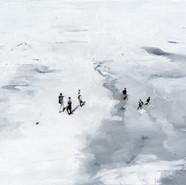 Leszek Skurski - Bucht - 80x120 cm - Oil on Canvas - 2018