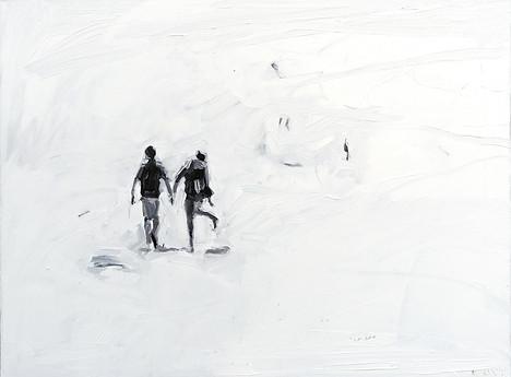 Leszek Skurski - No Matter - 60x80 cm -
