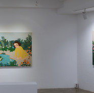 Ryu Joo-Young Solo Exhibition <The Way to the forest>