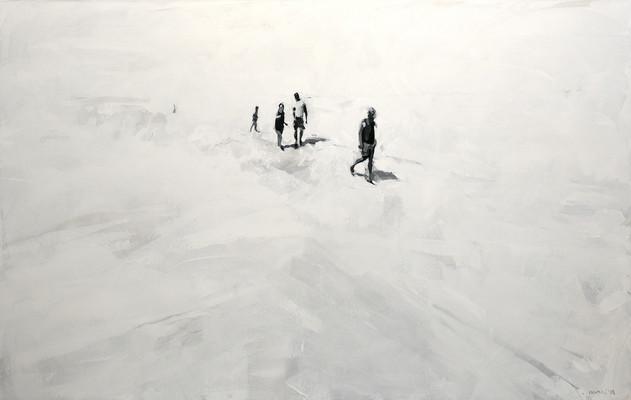 Leszek Skurski - Soler - 90x140 cm - Acr