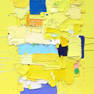 The Memory of the Unconscious 428, 73x73 cm, Mixed media on Canvas, 2020.jpg