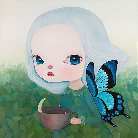 Blue Betterfly
