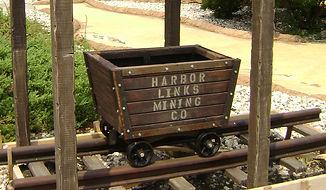 Old West Mine Cart