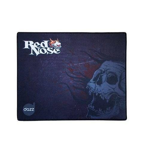 MOUSE PAD RED NOSE CONTROL DAZZ