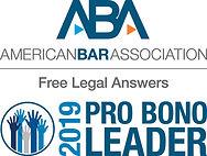 ABA_FLA_ProBonoLeader 2019 Digital Badge