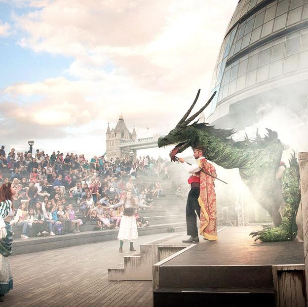 The Wawel Dragon / Choreographer & Movement Director / Gods & Monsters