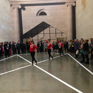 Historical Dances in Antique Settings / Movement Director / Tate Britain