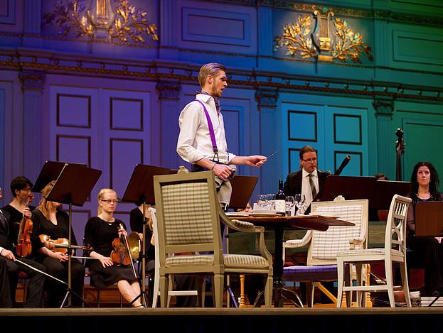 Hunting Cantata / Director / Stockholm Bach Festival