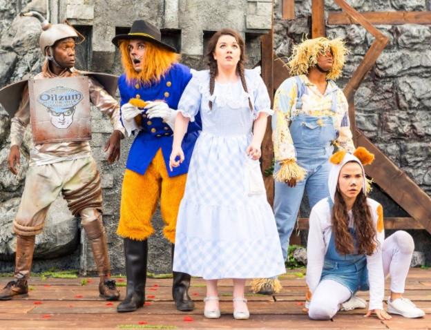 The Wonderful Wizard of Oz / Choreographer & Movement Director / Iris Theatre