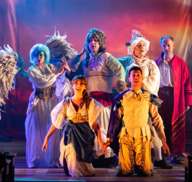The Tempest / Choreographer & Movement Director / Iris Theatre
