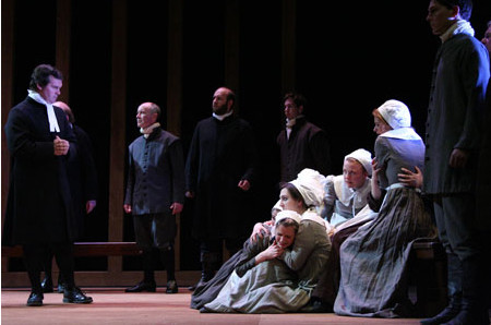 The Crucible / Movement Director / Oxford PlayHouse