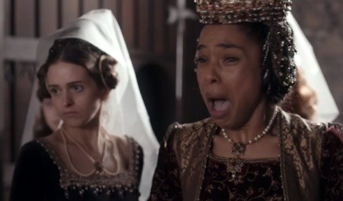 The Hollow Crown - War of the Roses / Lady in Waiting to Margret / BBC