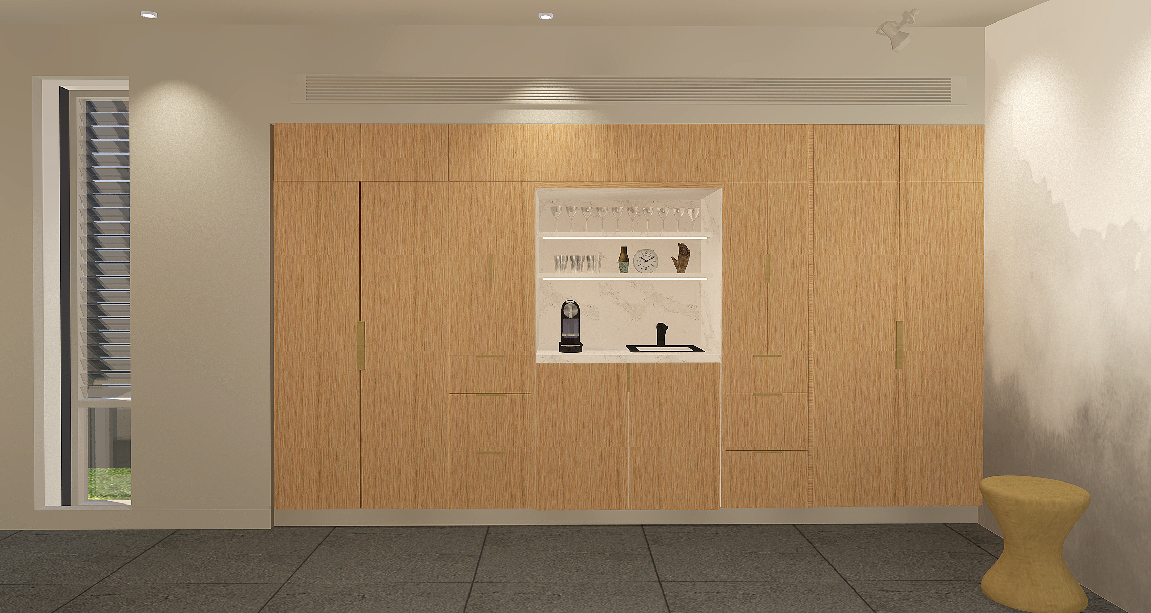 CAFE JOINERY