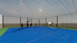 Level 1 Basketball Court