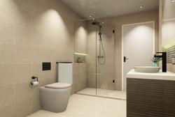 Bathroom - Light Scheme