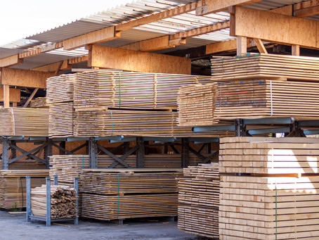 Higher Lumber Costs Add More Than $35K to New Home Prices