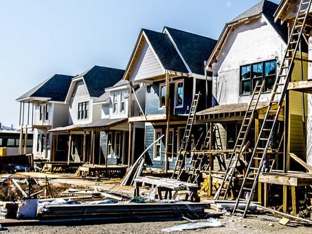 New-home Sales Reach 15-year High