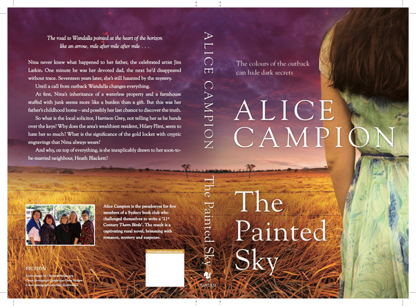 The Painted Sky by Alice Campion