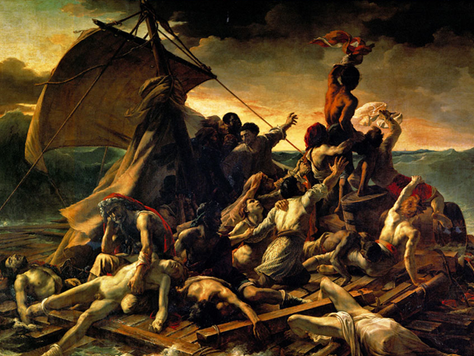 Raft of the Medusa: Anthony Labriola