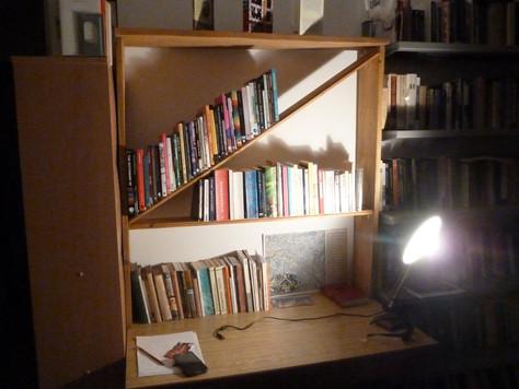Of Books & Shelves