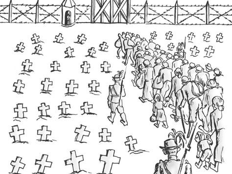 Fb Book Challenge Day 4: C. i kr. ratni logori 1914.-1918. Jose Defrančeskog