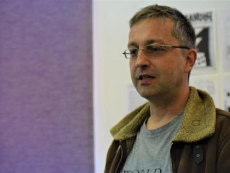 Denis Giljević na FreeZURI