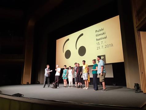 """""""Posljednji dani ljeta"""" na Pulskom filmskom festivalu 2019."""
