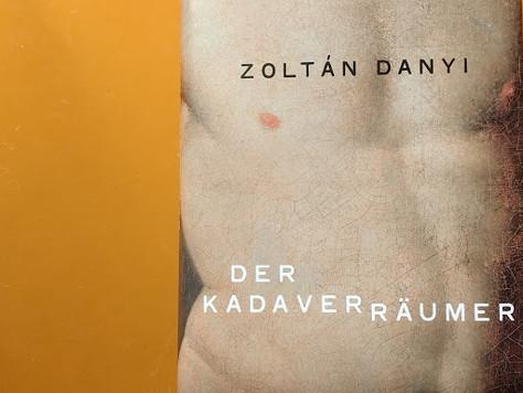 Njemački prijevod romana Zoltana Danyija