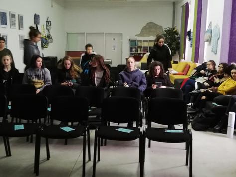 FreeZURA predstavljena učenicima srednje umjetničke škole