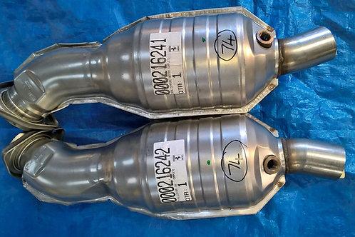 RV74 F430 challenge catalysts pair