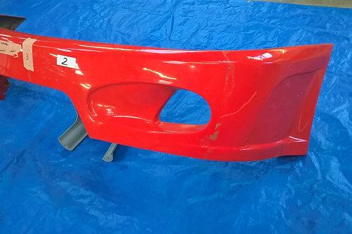 RV2 F430 GT3 Kessel, Kevlar front bumper
