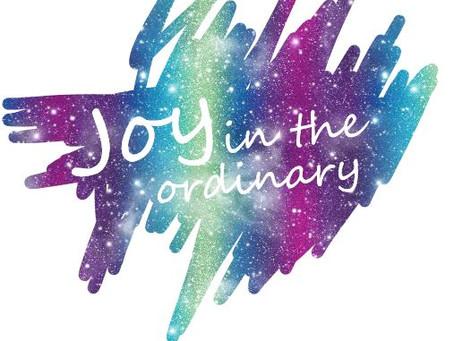 Joy of the Ordinary