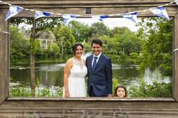 Mariage à St-Bruno