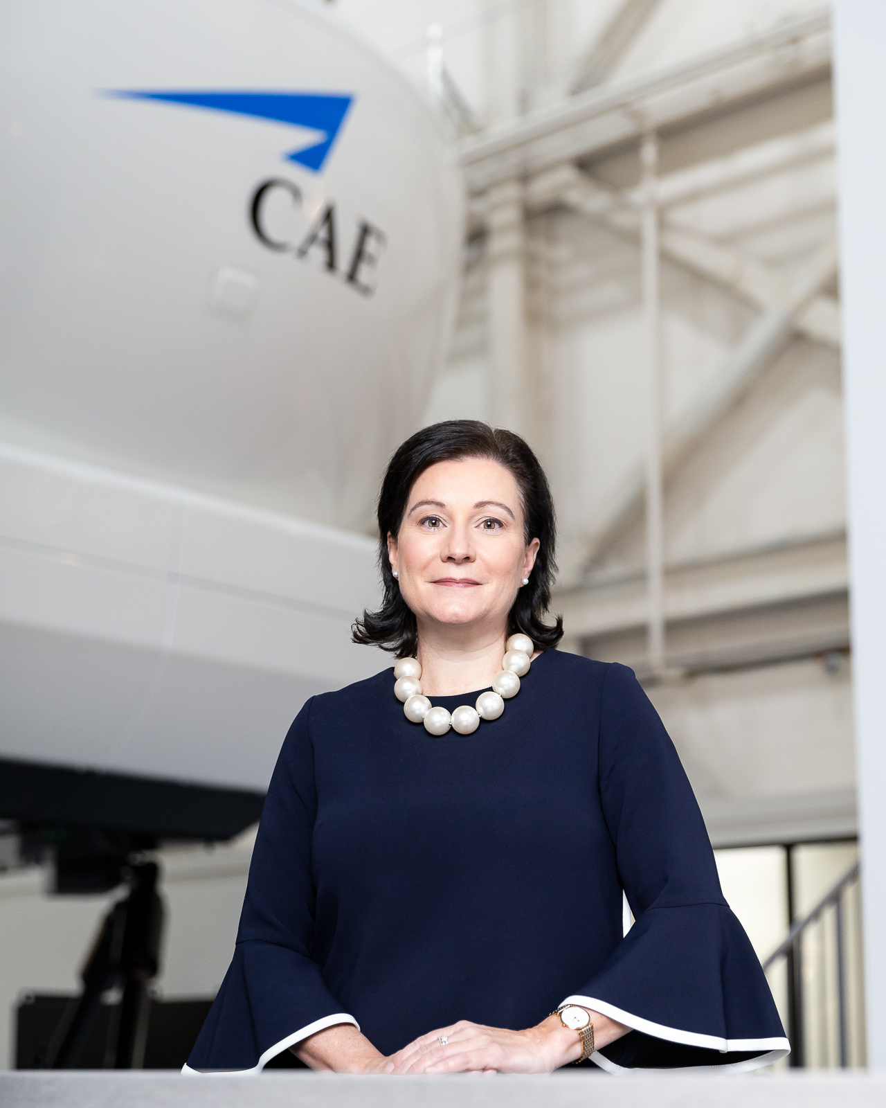 Hélène V. Gagnon / CAE