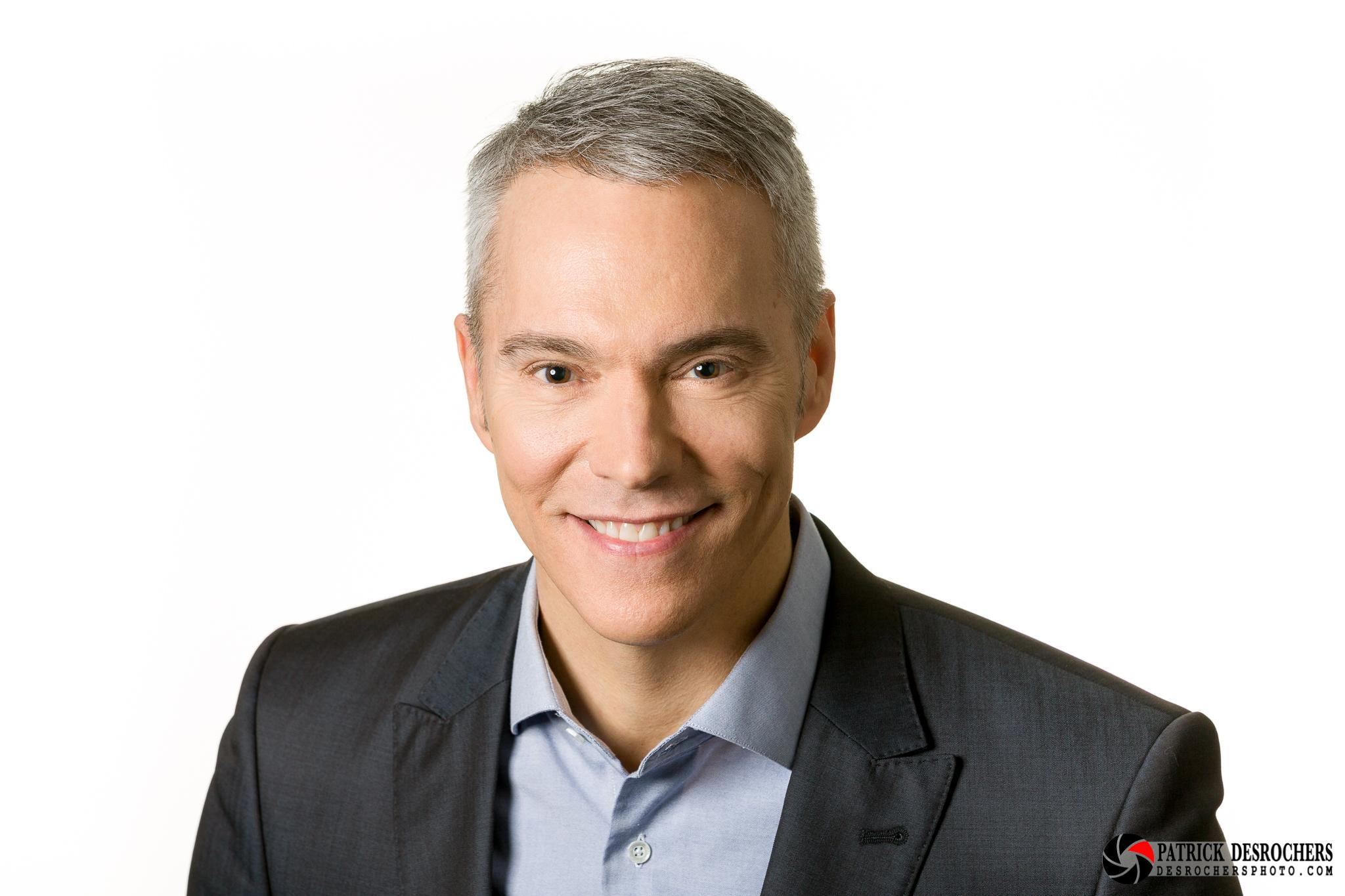Portrait type Linkedin