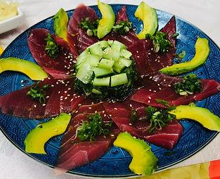 Tuna Sashimi Special