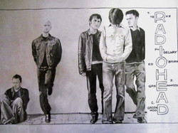 Radiohead Against the Wall