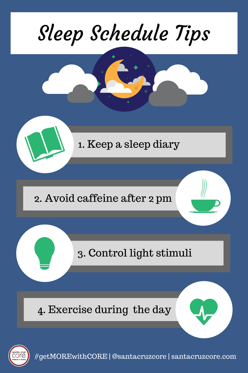 Sleep Schedule Tips meme