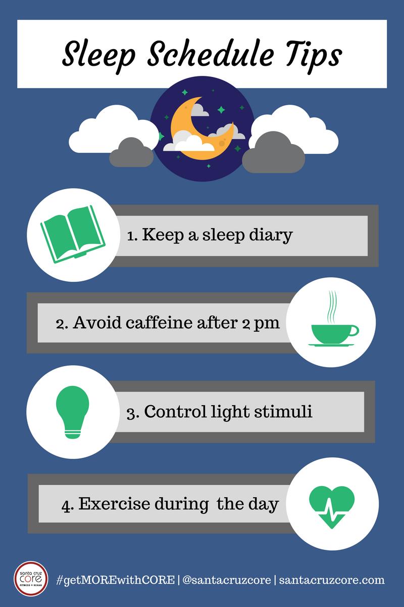 Sleep Schedule Tips meme