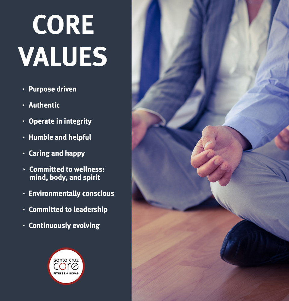 Santa Cruz CORE Values 3