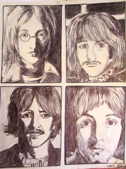 Beatles Window