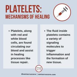 Platelets: Mechanisms of Healing
