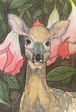 Celestial Deer